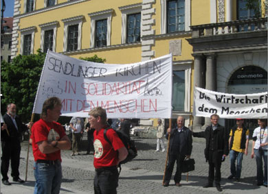 Demonstration Siemens 2010_04_28